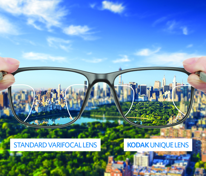 KODAK Unique Lens